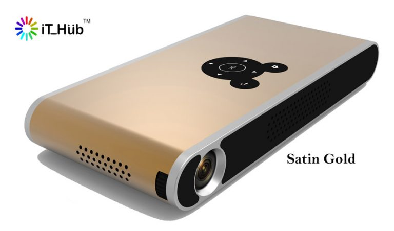 iT Hub K1 best portable projector in india